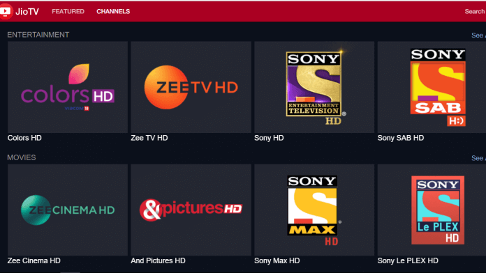 Live Sports TV Streaming-jio-tv
