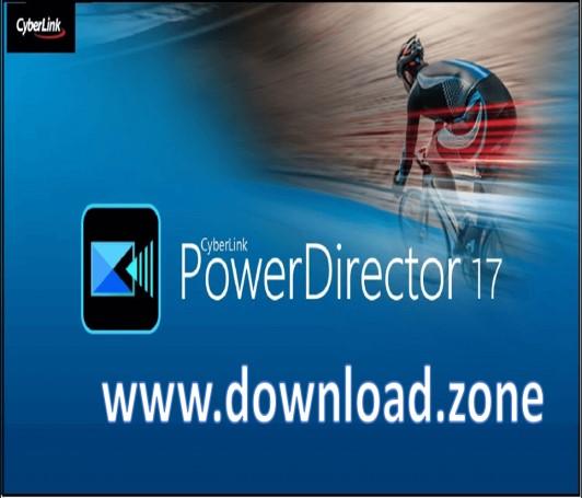 powerdirector logo