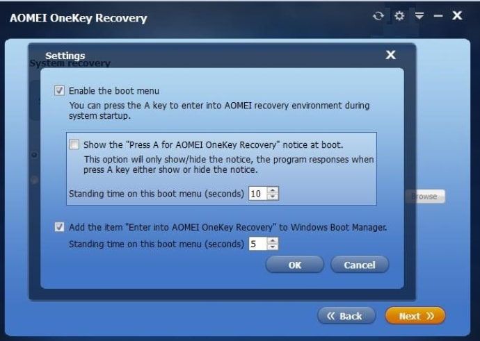 Aomei-OneKey-Recovery-Enable-The-Boot-Menu