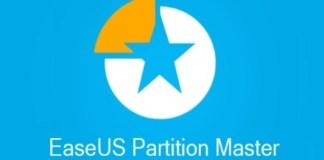 EaseUS Partition Master Software