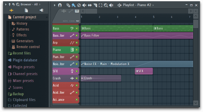 Fl studio song mixing software, free download pc