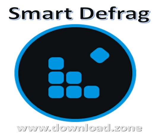 Smart Defrag software