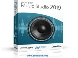 ashampoo music studio 2019 logo