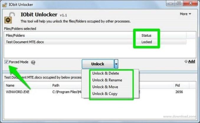 IObit Unlocker-all
