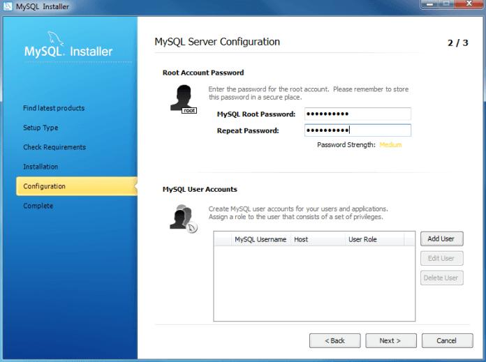 install-mysql-step-8.1
