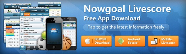 nowgoal sports streaming app