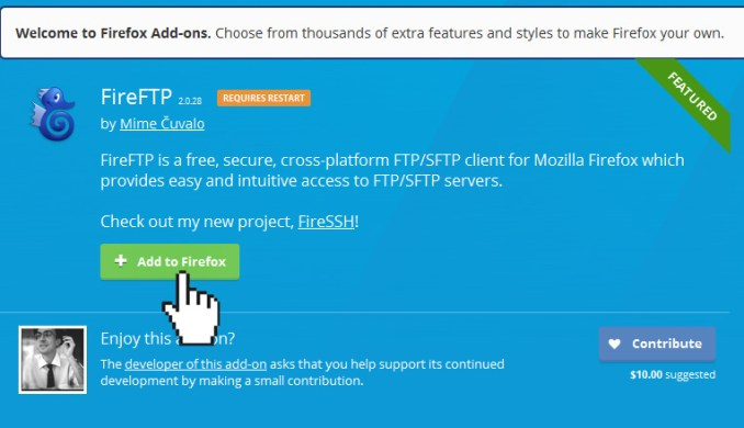Fireftp-add_extension