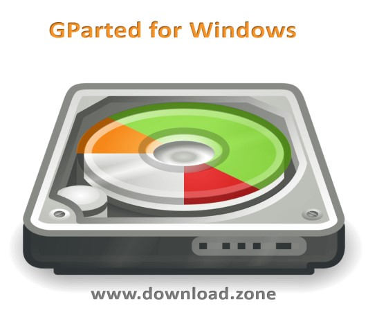 GParted-for-Windows-Application