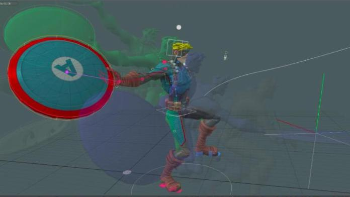 Modo-3D-Modeling-Software-showing-animation-feature