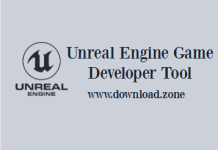 Unreal Engine Game Development Tool