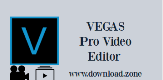 Vegas Po Video Editor
