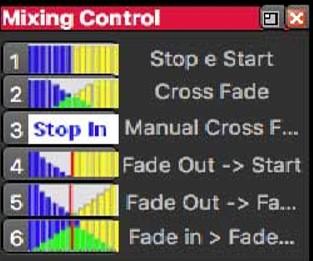 mixer-control