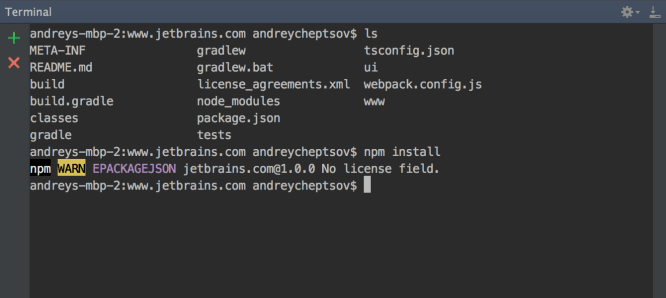 IntelliJ-IDEA-software-showing-terminal-feature