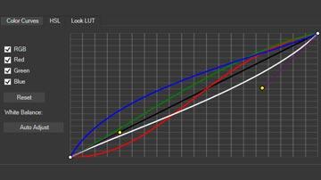 VEGAS Pro- Improved Color Curves