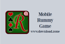 Mobile Rummy Game