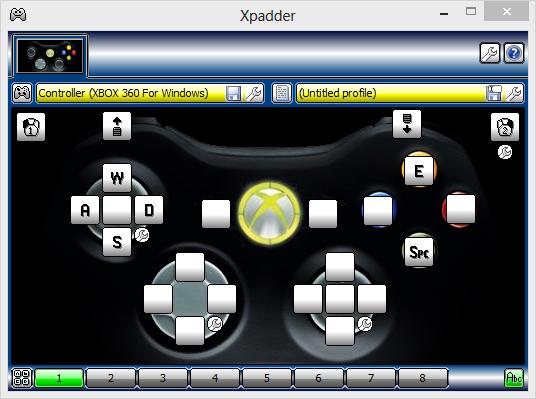 xpadder for windows 10