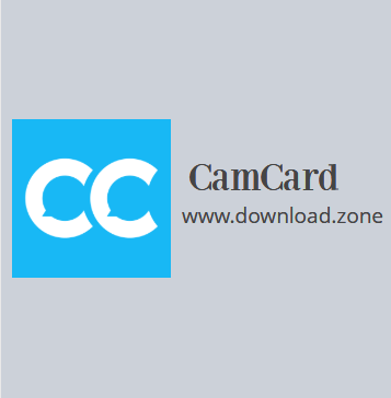 Camcard Software For Business Card