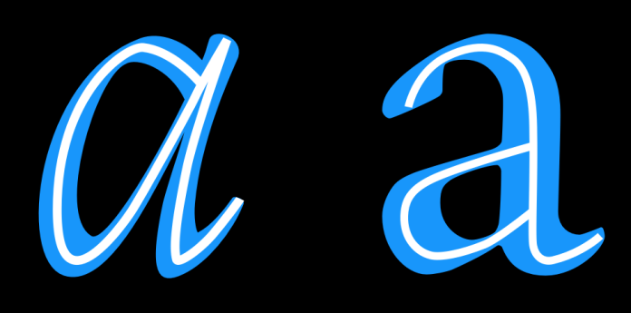 FontForge- Construction Font