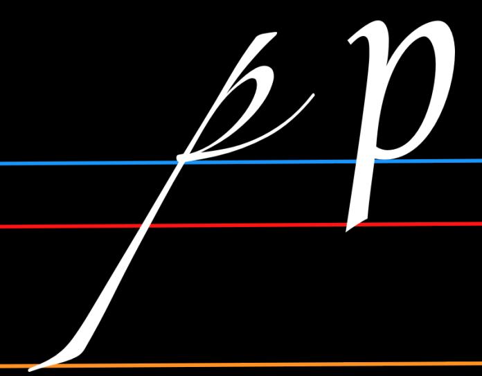 FontForge Font Editor - Font Descender Depth