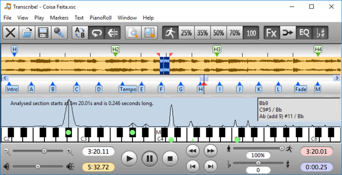 Transcribe Free Download Software Audio Notation