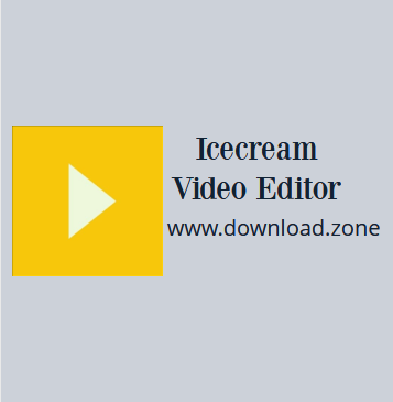 Icecream Video Editor Free Download