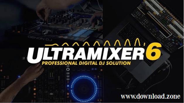 UltraMixer DJ Software