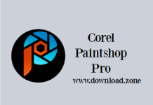 Corel Paintshop Pro Software By Download.zone