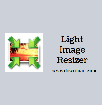 Light Image Resizer Software