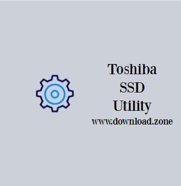 Toshiba SSD Utility