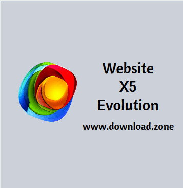 Website X5 Evolution Software Free Download