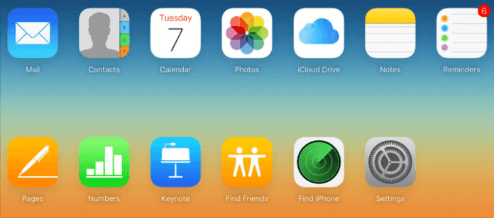 use-icloud-account-to-find-my-iphone