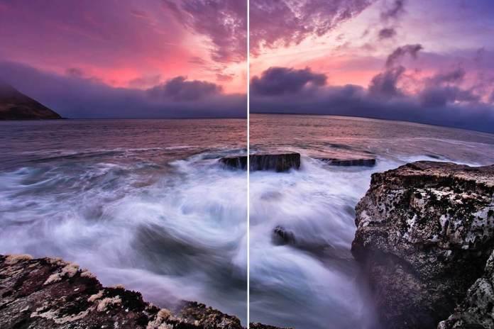 Corel Paintshop Pro lens-correction