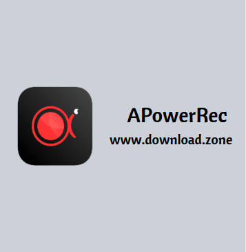 Apowerrec on screen recording software free download