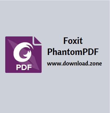 Foxit PhantomPDF Free Download