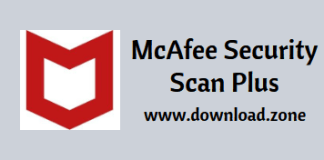 McAFee Security Scan Plus Software