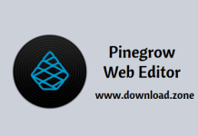 Pinegrow Web Editor Software
