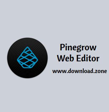 Pinegrow Web Editor Software