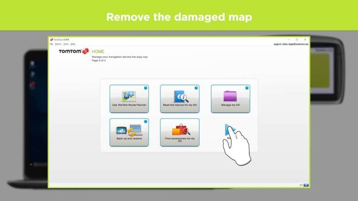 Remov Maps