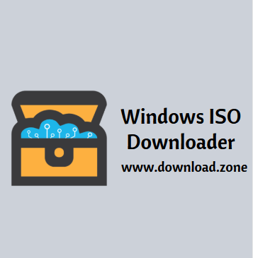 Windows ISO Downloader Software