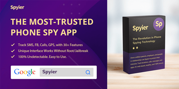 spyier-for-spying-app