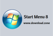 start menu 8 software free download
