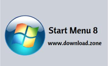 start menu 8 software free download