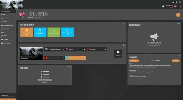 vortex-dashboard