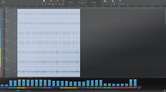 Integrated Recording