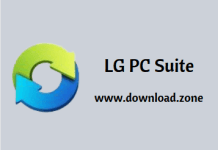 LG PC Suite Software
