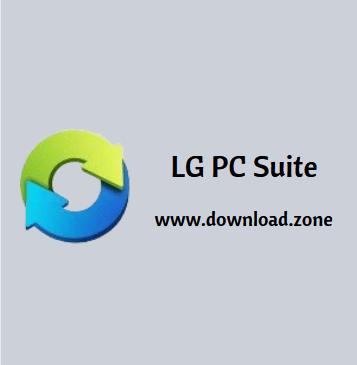 LG PC Suite Software