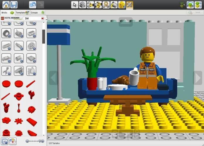 Lego Design