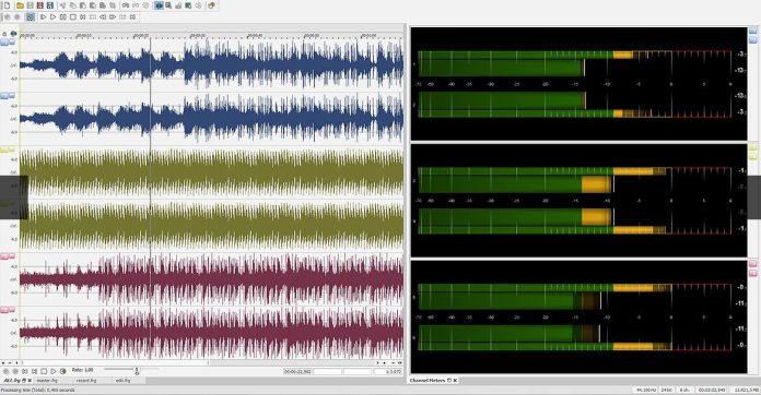 Waveform Edit
