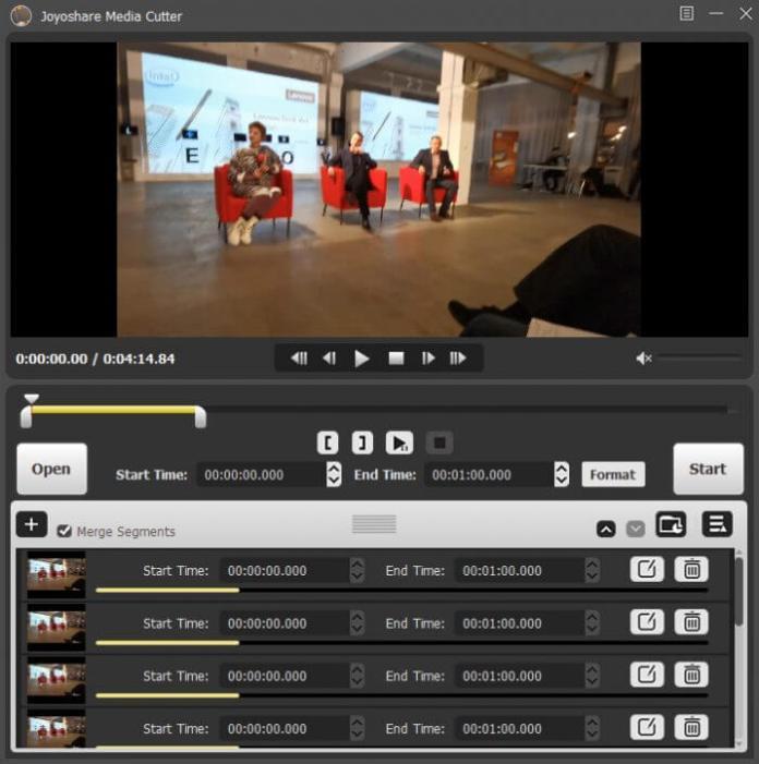 Video Merge Tool