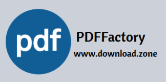 Pdffactory free download